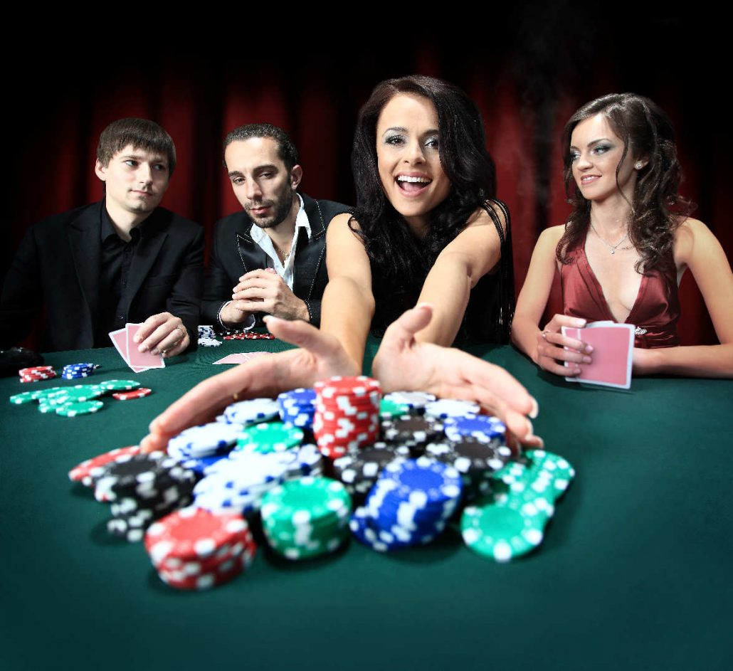 how to play stud poker in casino